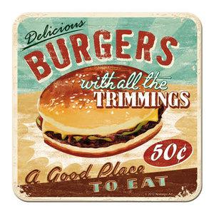 Burgers- Coaster