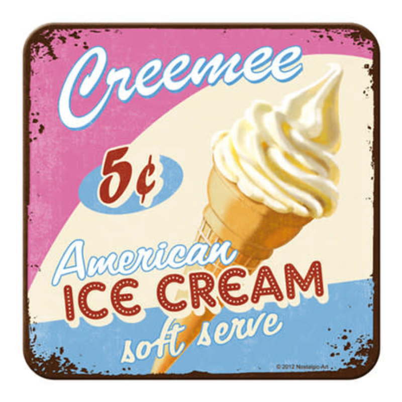 Ice Cream- Coaster