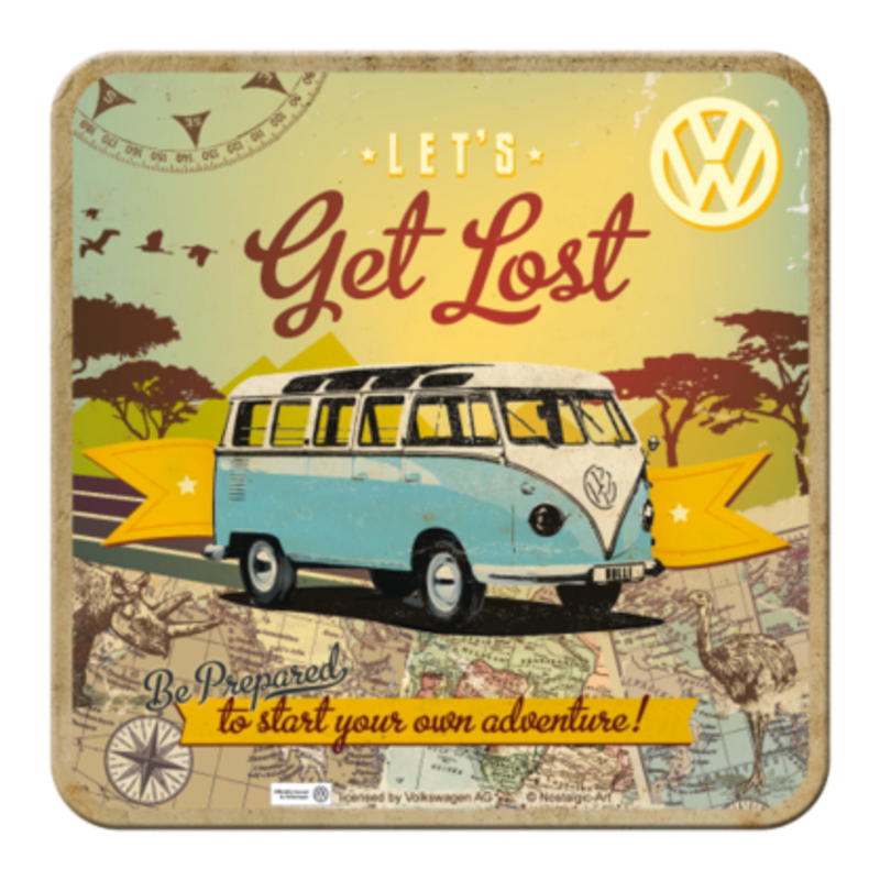 VW- Lets Get Lost- Coaster