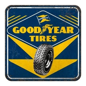 Goodyear Tyres- Coaster