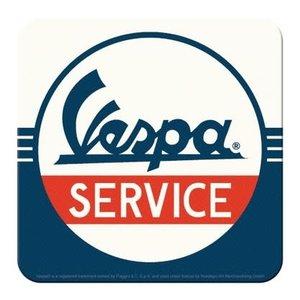 Vespa Service- Coaster