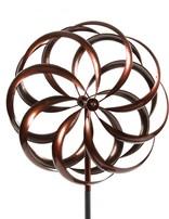 Kaleidoscope Windmill Bronze
