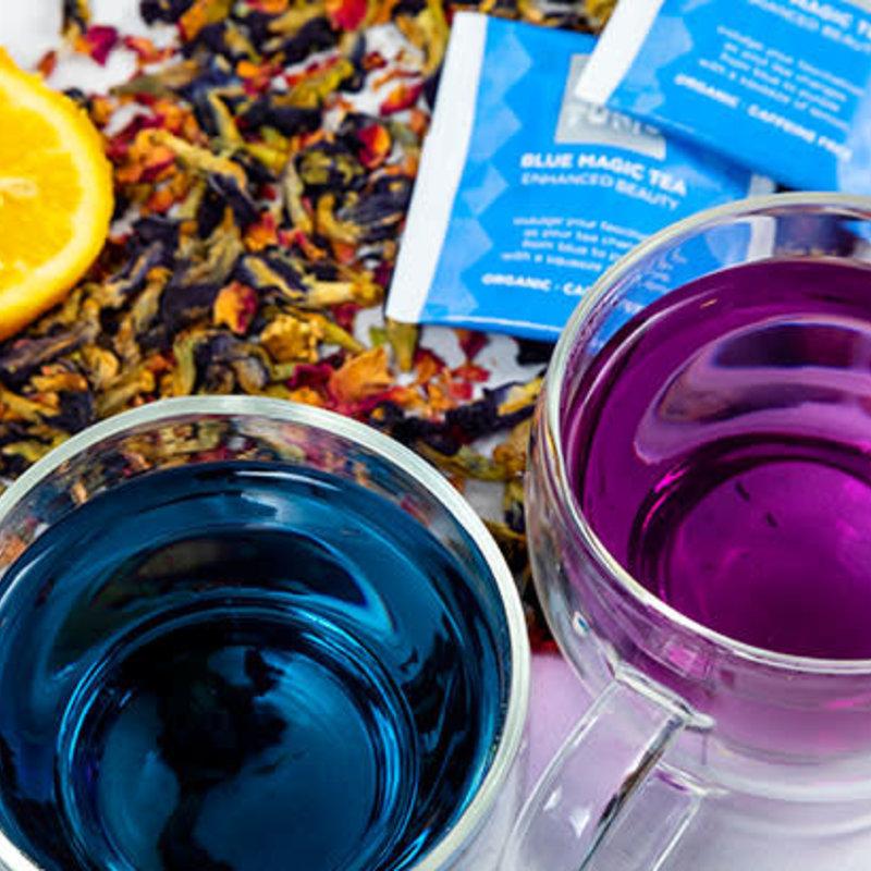 TT Blue Magic Tea 20 Tea Bag Box