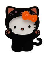Hello-ween Kitty Brooch