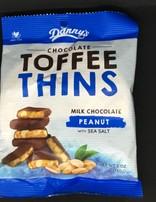 Danny's Chocolate Peanut Thins140g