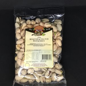 Pistachios Roasted & Salted 250g