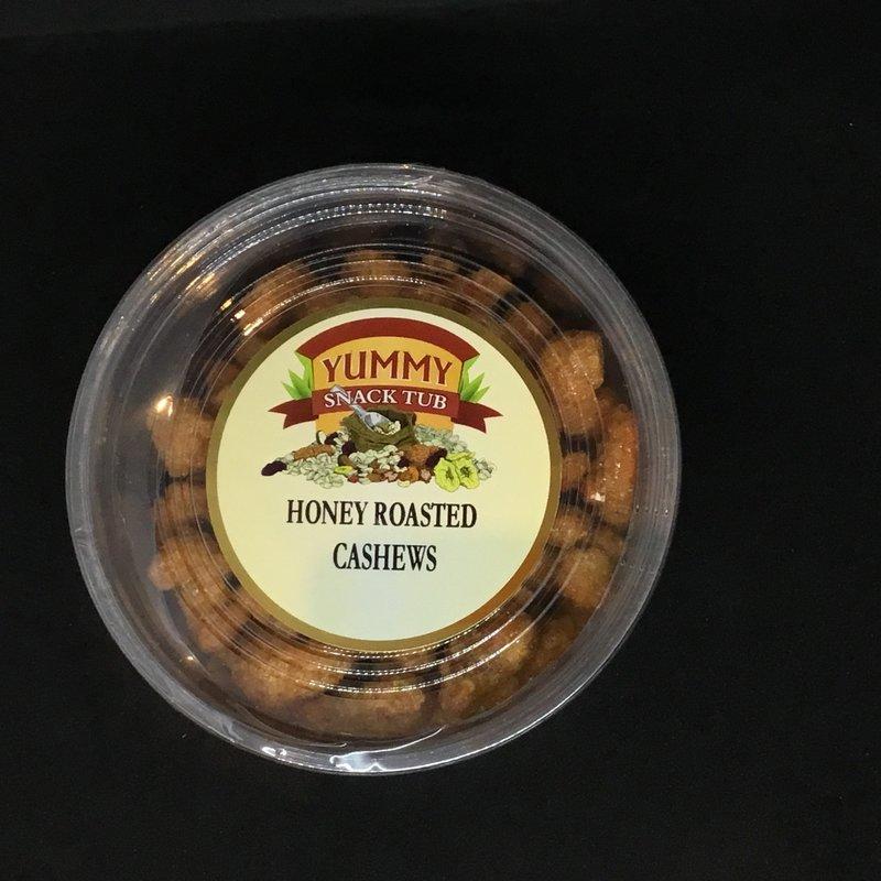 Mt- Cashews, Honey Roasted 200g
