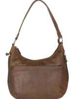 Brown- Slouch Leather Bag