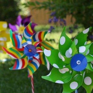 Whirly windmill carnival (random selection)