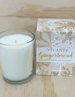 Gingerbread Soy Blend Candle 230g