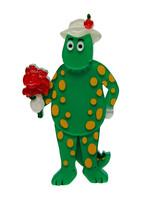 Dorothy the Dinosaur Brooch
