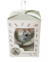 RT Koala Bauble Gift Box Sage 7cm