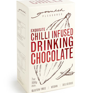 GPC Chilli Infused Chocolate 200g