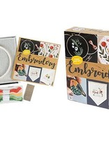Create Your Own Embriodery Box Set