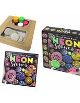 Paint Your Own Neon Stone Kit
