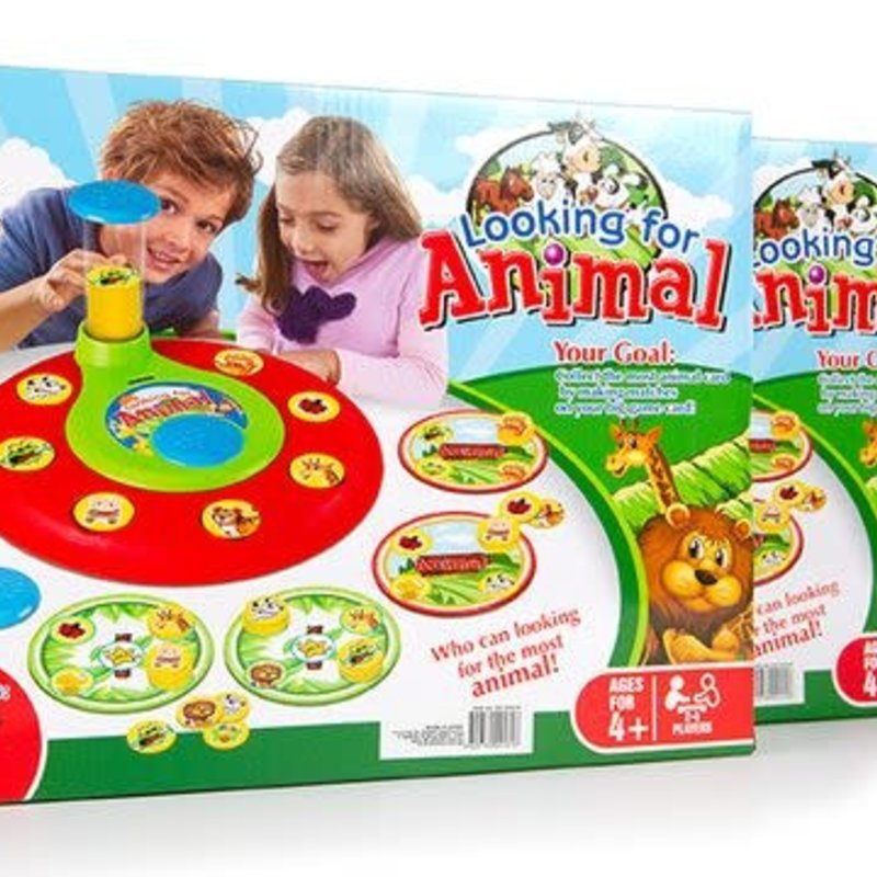 Looking For Animals Game