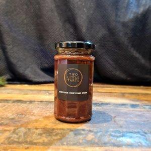 Chocolate & Honeycomb Sauce Vegan 250g