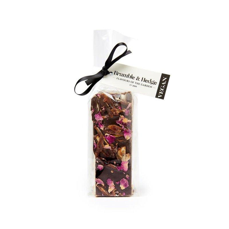 Sticky Date & Caramel Nougat with Dark Chocolate 150g Vegan Nougat