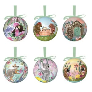 Bauble At Home For Christmas (individual random collection)