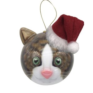 3D Bauble Kitty