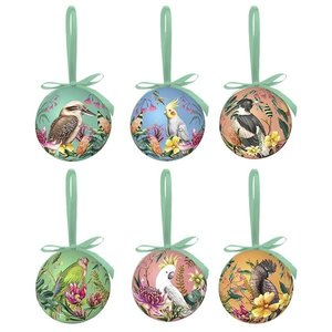 Bauble Floral Paradiso (individual random selection)