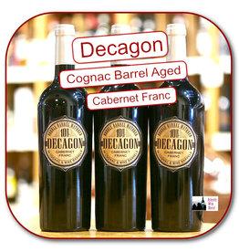 Cabernet Franc Decagon Cognac Barrel  Cabernet Franc 18