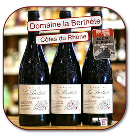 Rhone Blend - GSM Dom de la Berthete 'Pierrugues' CdR Rouge 19