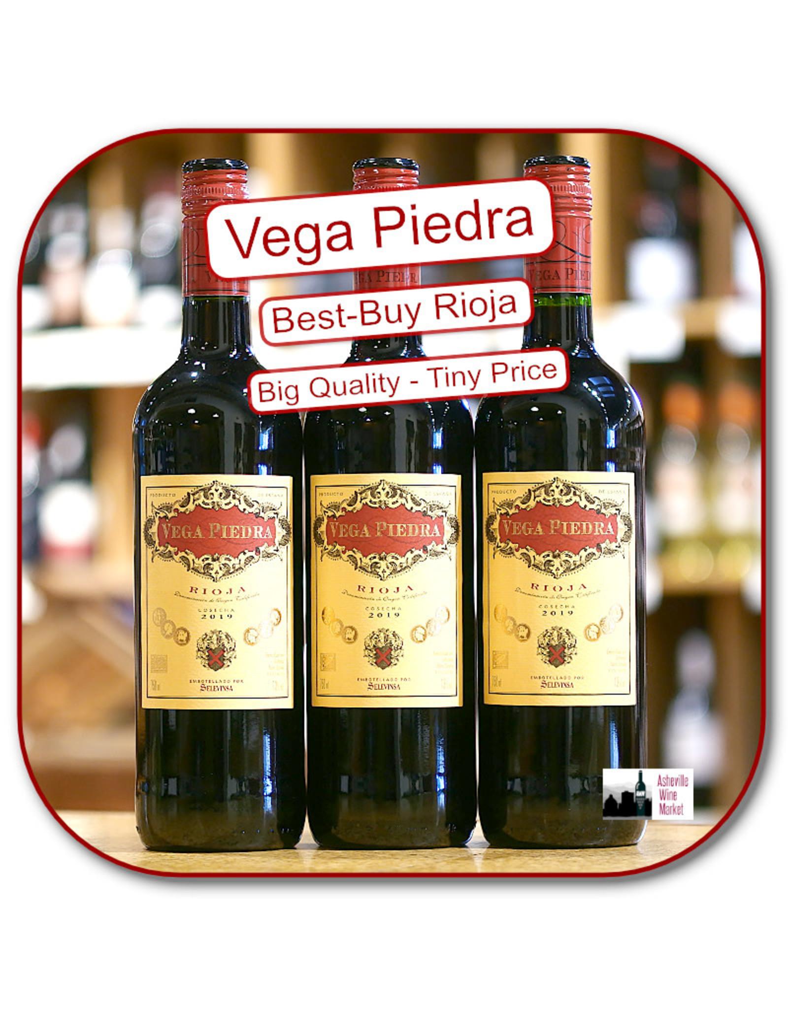 Tempranillo Vega Piedra Rioja 19