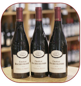 Rhone Blend - GSM Rochecolombe CDR 19