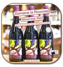 Rhone Blend - GSM Domaine La Rouviole, Vin Photographique 19 Vin de Pays Hérault - Organic