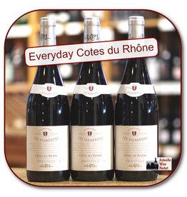 Rhone Blend - GSM Hilaire CDR Prestige Rouge 17