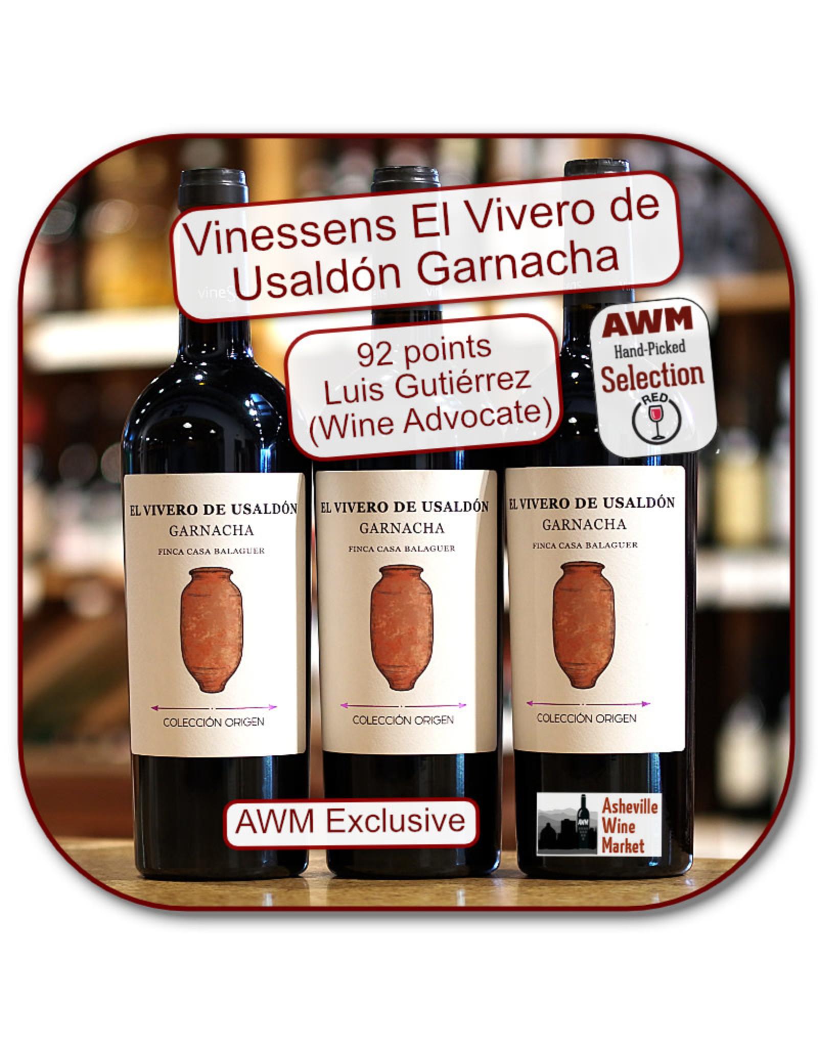 Grenache/Garnacha Vivero Usaldon Garnacha 18