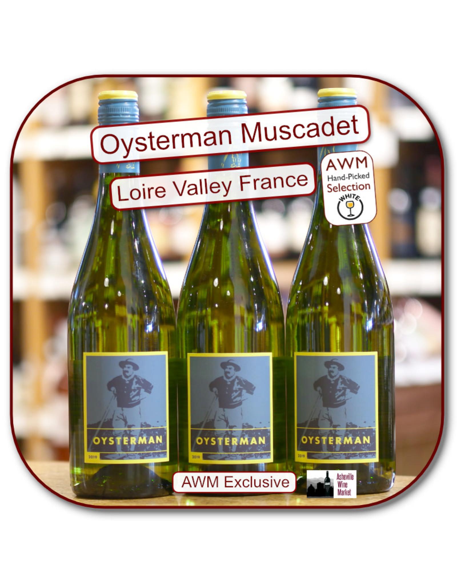 Muscadet Oysterman Muscadet 19