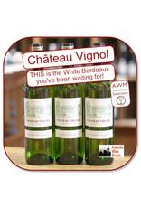 Bordeaux Blend Ch Vignol Entre Mers Blanc 19
