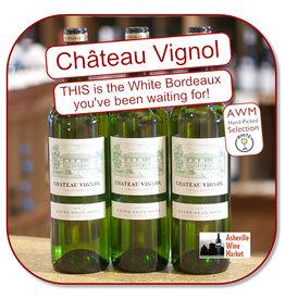 Bordeaux Blend Ch Vignol Entre Mers Blanc 20