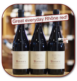 Rhone Blend - GSM Cristia Collection Ventoux 17
