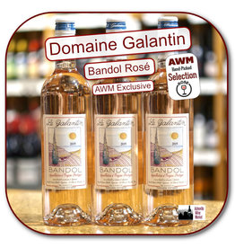 Rose Domaine Galantin Bandol Rosé 2019