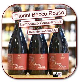 Sparkling - Lambrusco Fiorini Lambrusco Grasparossa di Castelvetro Becco Rosso 19