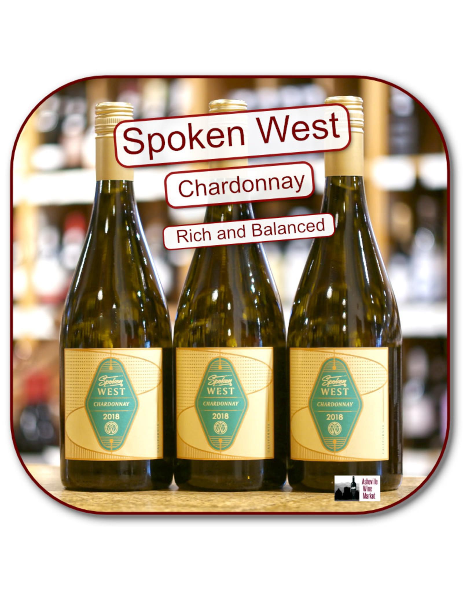 Chardonnay Spoken West Chardonnay 18