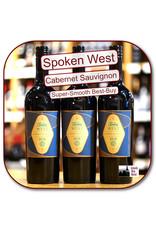 Cabernet Sauvignon Spoken West Cabernet Sauv 18