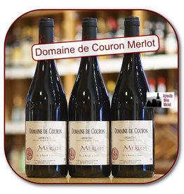 Merlot Dom Couron Merlot 18