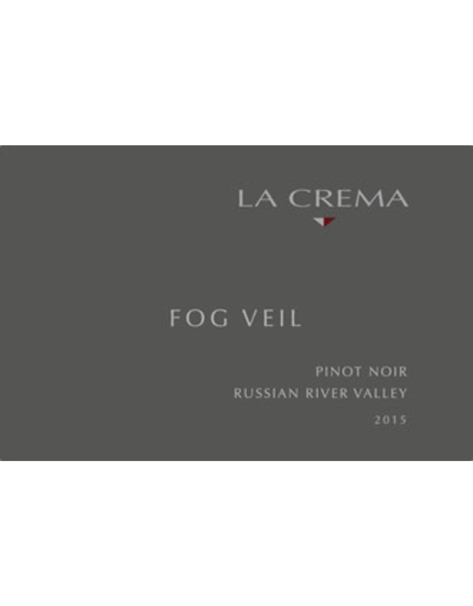 Pinot Noir La Crema Fog Veil Vineyards Pinot Noir RRV 16