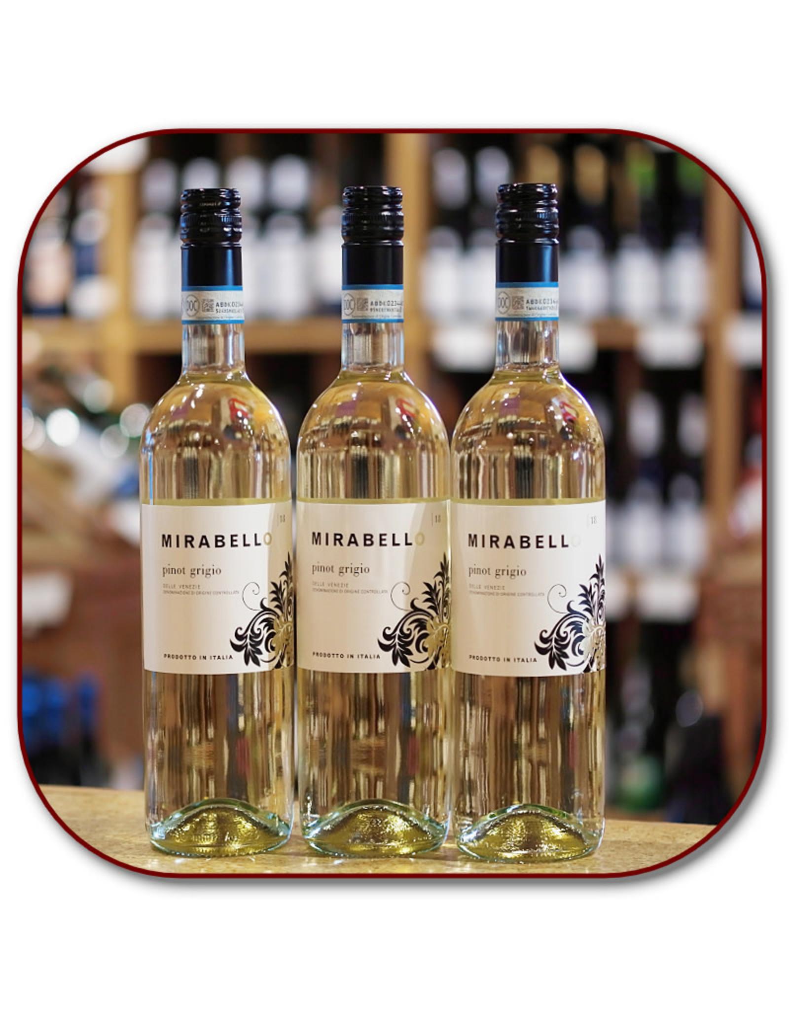 Pinot Grigio Mirabello Pinot Grigio 19