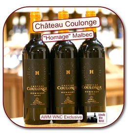 Malbec Ch Coulonge Homage Malbec 15