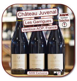Rhone Blend - GSM Chateau Juvenal Les Garrigues Ventoux Rouge 18