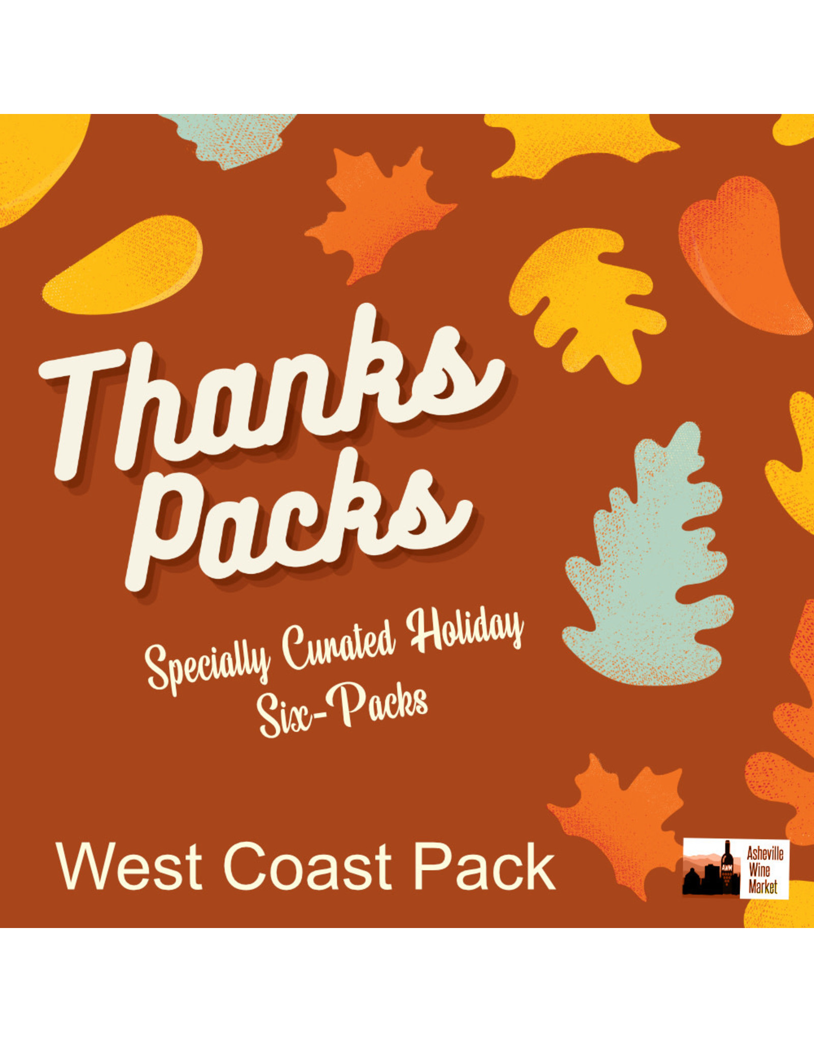 Kit -  West Coast - 2020 Thanks Pack 6pk