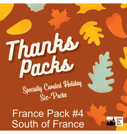 Kit -  France #4 South of France - 2020 Thanks Pack 6pk