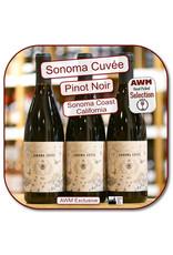 Pinot Noir Sonoma Cuvee Pinot Noir 2017
