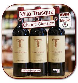 Sangiovese Villa Trasqua Chianti Classico 16