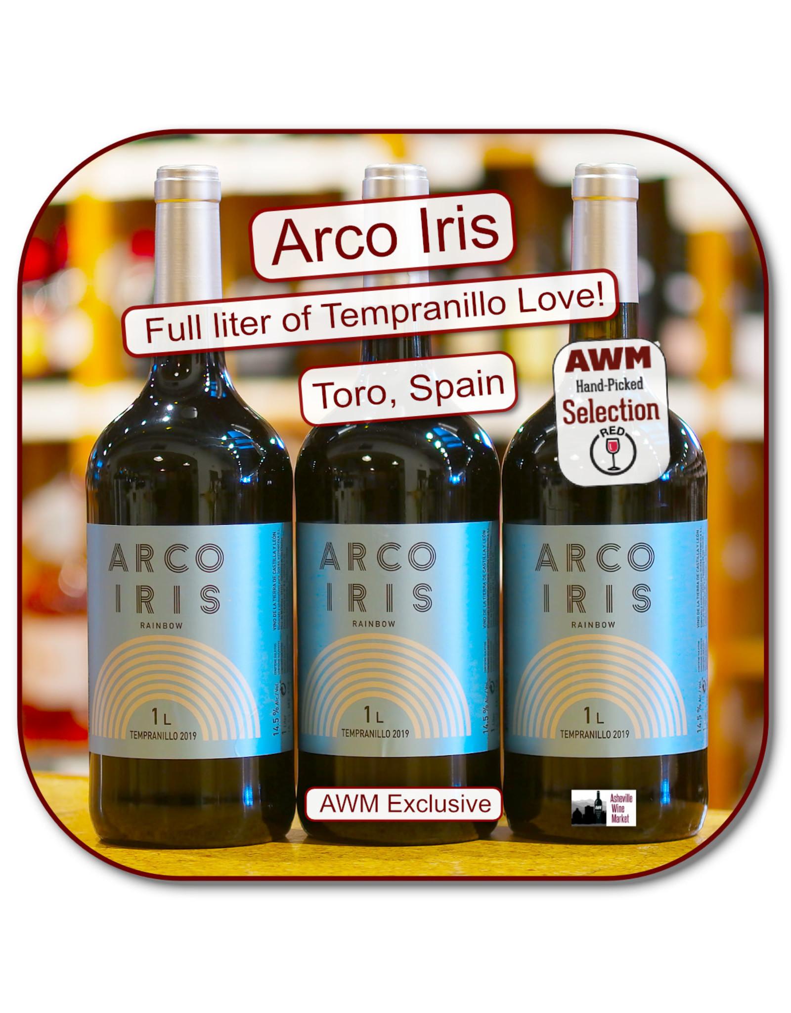 Tempranillo Arco Iris Tinto Liter 19